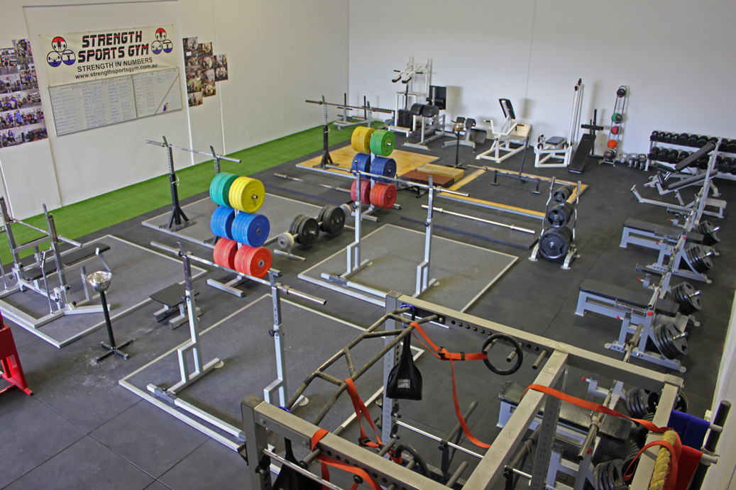 Strength Sports Gym Moves to New Stafford Location ...