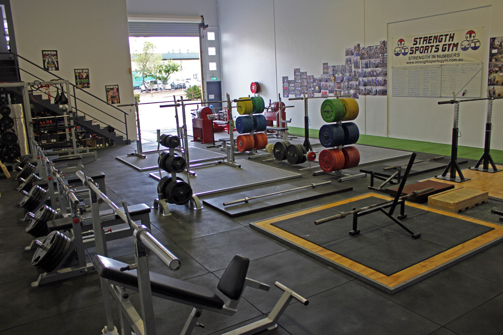 Strength Sports Gym Moves To New Stafford Location