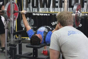 Dan-Bench-Press-140kg-Drug-Free-Brisbane-Gym
