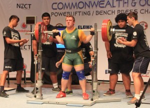 2nd Place @ 2013 Commonwealth & Oceania's.